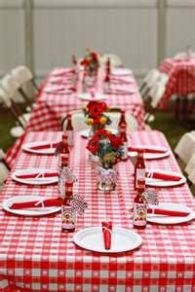 sofias party tables